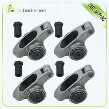 For Small Block Chevy 15 38 Stainless Steel Roller Rocker Arms Sbc 305 350 400