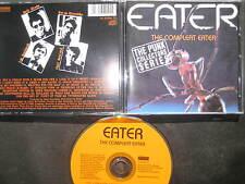 CD The Compleat - Eater --- Oi Punk Cramps Buzzcocks Sex Pistols Clash Vibrators