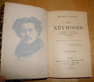 Les névroses de Maurice Rollinat 1896