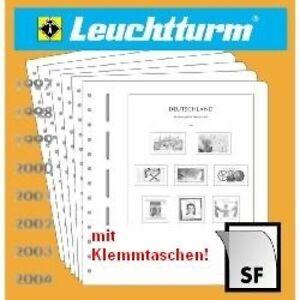Leuchtturm Bund 2011 Vordrucke neuwertig (Lt10011