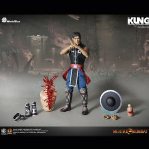 worldbox 1 6 scale mortal kombat zero kung lao 12 action figure