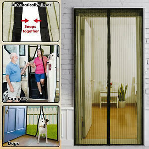 Image is loading Hot-Selling-Insect-Fly-Bug-Mosquito-Door-Net- & Hot Selling Insect Fly Bug Mosquito Door Net Netting Mesh Screen ... Pezcame.Com