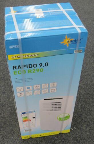 Suntec Rapido 9.0 Eco mobiles Klimagerät Neu OVP Fachhändler