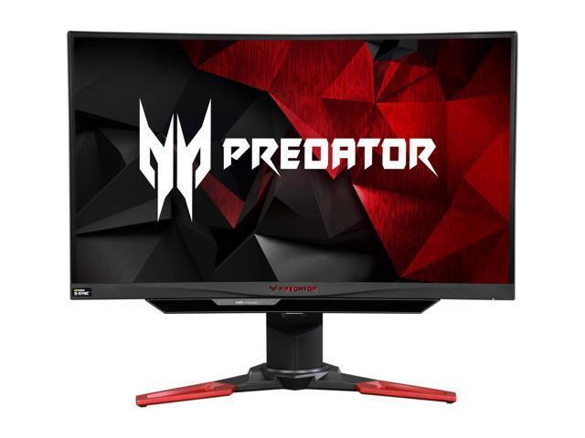 Acer Predator Z1 Z271T bmiphz (UM.HZ1AA.T02) Black & Red 27