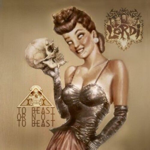 1 of 1 - Lordi - To Beast or Not to Beast [New CD]