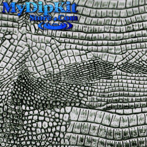 Hydrographics Film Water Transfer Print Hydro Dip Crocodile Alligator AP-879-FLM