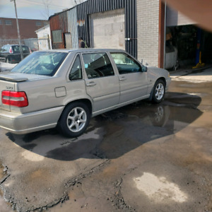 Clean title volvo S70