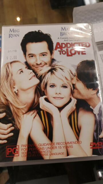 addicted to love dvd