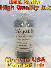 light light black pigment bulk ink for EPSON surecolor p6000 p8000 refill inkjet