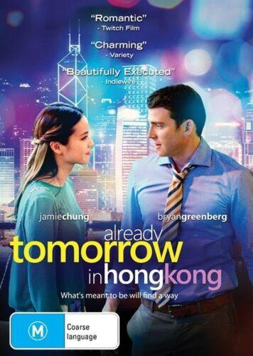 1 of 1 - Already Tomorrow In Hong Kong (DVD, 2017)