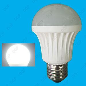 1x-9W-Dimmbar-GLS-LED-Gluehbirne-Lampe-Langlebig-Es-E27-6500K-Tageslicht-Weiss