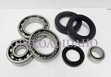 REAR DIFFERENTIAL BEARING SEAL KIT HONDA ATC200ES BIG RED, FOUTRAX TRX200 1984