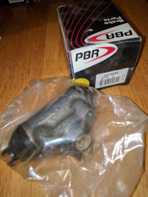 NEW NOS PBR JB2685 RIGHT HAND REAR WHEEL CYLINDER FITS HOLDEN SHUTTLE VAN 82-91