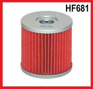Filtro Olio HIFLO HF681 per Hyosung GT650 S Sport 05-08