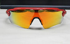 Oakley Men Sunglasses:  Radar EV Path - Infrared - Fire Iridium