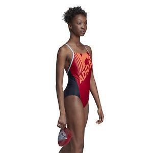 adidas Damen Badeanzug Schwimmanzug Schwimmen  Baden Schwimmanzug