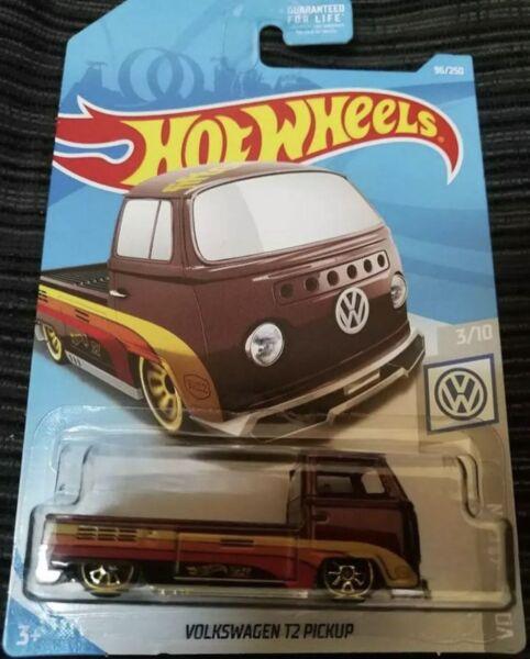 Buy Hot Wheels 2019 Super Treasure Hunt VOLKSWAGEN T2