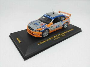 IXO-1-43-RAM143-Hyundai-Accent-WRC-71-Rally-Monte-Carlo-2004-Beres-Stary