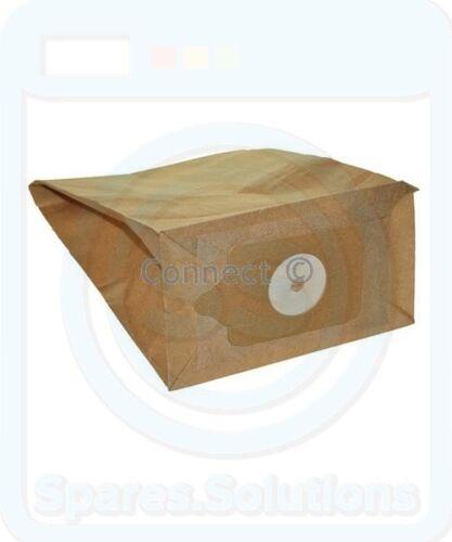 Poussière Sacs Pour Aspirateur NUMATIC HENRY Micro Henry MICRO HVR200M Henr-Pack de 10