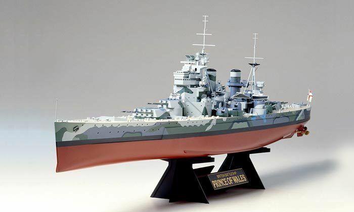 TAM-78011 HMS Prince of Wales Tamiya Models 1 350