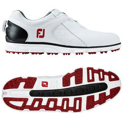 Footjoy Mens Pro Sl Boa Spikeless Golf Shoes Waterproof Leather Fj New Sports Ebay