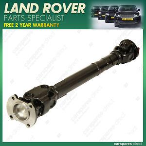 Land-Rover-Discovery-Mk2-99-gt-04-2-5-TD5-4-0-4x4-610mm-Delantero-Arbol-De-Transmision-TVB000100