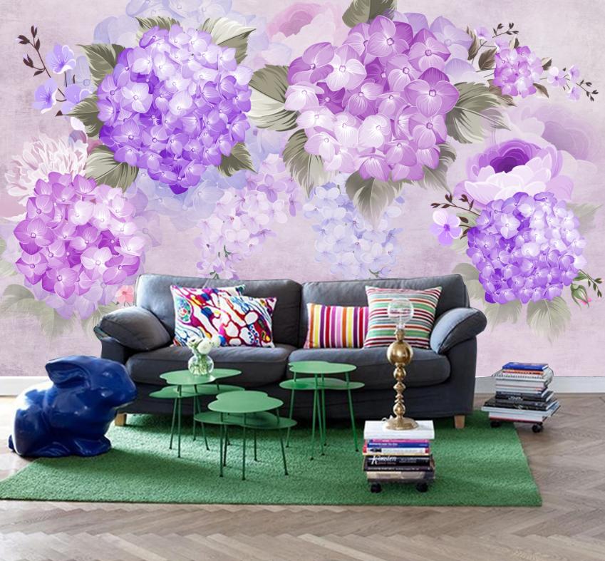 3D Blühende Lila Lila Lila Blüten 753 Tapete Wandgemälde Tapete Tapeten Bild Familie DE |  Neuer Markt  | Deutschland Shop  | Wunderbar  d3e8e4