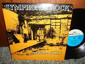 Details about The Next World Symphonic Rock ERA Records Rock Psych Beats  Rare 1973 LP