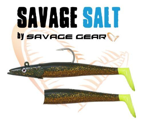 Savage Gear Salzwasser Sandaal Köder See Angelzubehör Kabeljau Barsch Lippfische