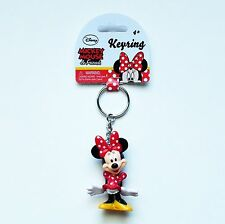Disney - Minnie Mouse - Minnie PVC Figural Keyring/Keychain 24142