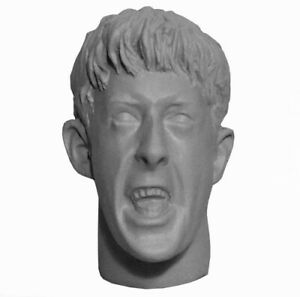 1/6 Custom Resin Alan Cumming Boris Grishenko James Bond Unpainted Head