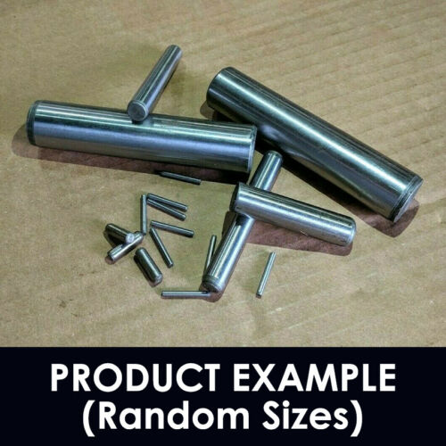 """Pack of 100-5//16/"""" x 5//8/"""" Royal Dowel Pins Alloy Steel"""