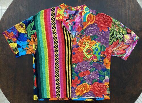 Vintage Jams World shirt Large Unisex