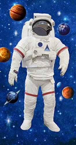 "Northcott Across the Universe  DP21422 45 Digital 42/"" X 80/"" Panel Cotton Fabric"
