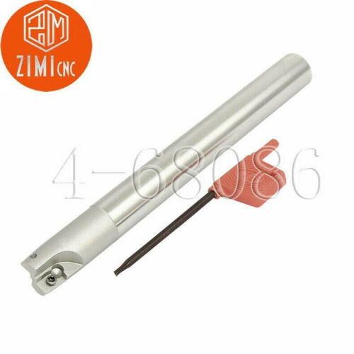 Indexable End Mill Holder 300R C16-16-150-2T turning tool Rod for APMT1135