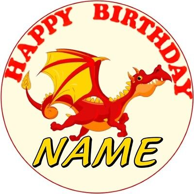 SCOOBY CHILDRENS PERSONALISED NAME BIRTHDAY BADGE PARTY BAG
