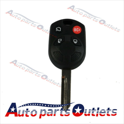 Keyless Entry Remote Control Car Key Fob OUCD6000022 4BTN for Replacement Ford