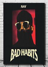 Y6533 The Weeknd Heartless Single Music Rap Mixtape Silk Poster 32x48 14x21