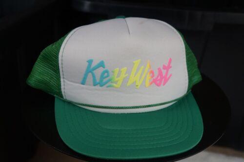 Vintage Key West SnapBack hat 1980s 90s