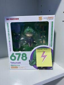 Nendoroid 678 Tatsumaki Sealed Box