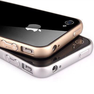 Ultra Slim Aluminium Metal Bumper Frame Cover Case For iPhone 4 4S 5 5S 6 6plus
