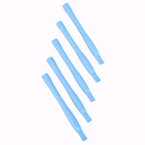5xPlastic prying tools pair opening tool foe cellphone electronic repair tool FH