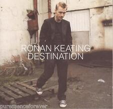 RONAN KEATING - Destination (UK 14 Trk CD Album)
