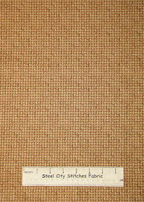Red Rooster Fabrics Home To Roost Basket Weave (#23455 Tan1) Cotton Fabric YARD