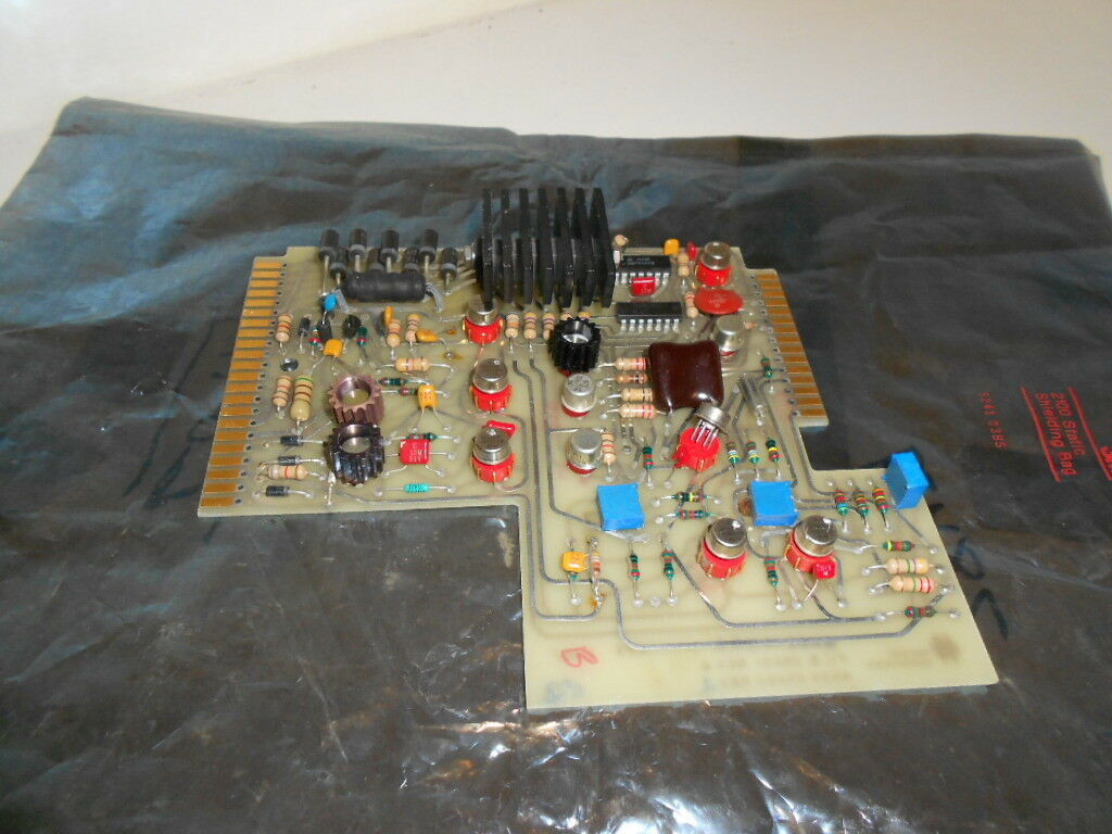 GOOD USED WATERS ASSOCIATES PC BOARD 25400