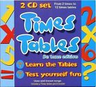 Times Tables by CRS Publishing (CD-Audio, 2013)