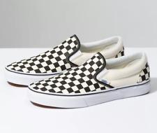 Mens VANS Classic Slip-on Shoes Black