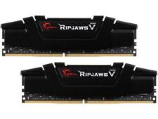 G.Skill Ripjaws V 2 x 16GB DDR4-3200 PC4-25600 CL16 Dual Channel Desktop Memory Kit - Black