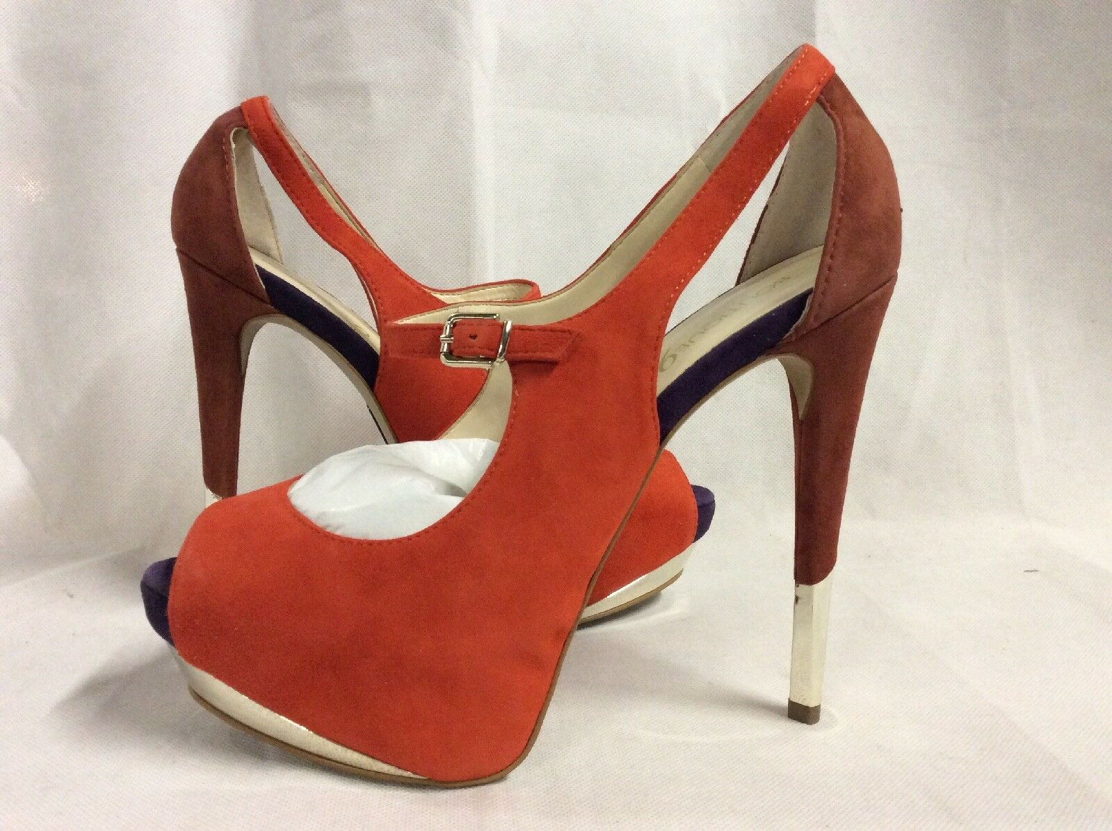 Boutique 9 damen's Nickeya Nickeya Nickeya Pump, Orange, Größe 8 M ea7ab5