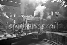 ORIGINAL 35mm BRITISH RAILWAY NEGATIVE OF 48542 @ HOLBECK + COPYRIGHT